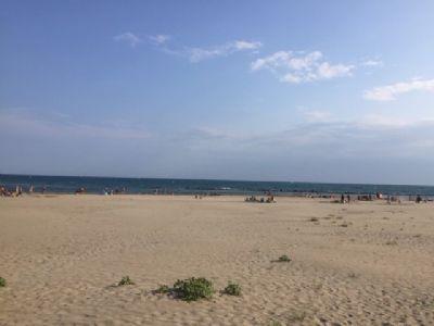 En front de mer !