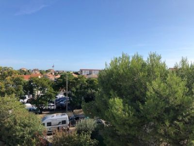 Belle vue dégagée depuis la terrasse