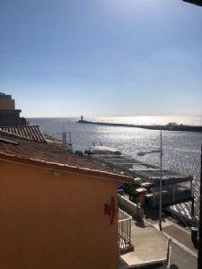 Grau d'agdeVue sur la Mer et l'Hérault